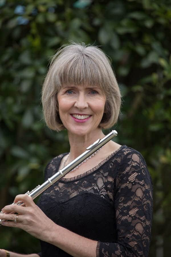 Flute Teacher Louise Inglis